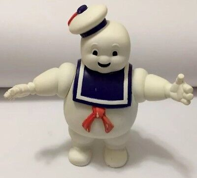 "1984 ghostbusters Vtg Columbia Pictures Marshmallow Man Figure 7"" Stay Puft"