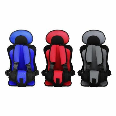Portable Baby Booster Seat Toddler Infants Car Chair Soft Harness Safety AU