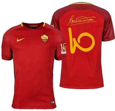 AS Roma Totti Captain 10 Jersey Special Edition 17/18