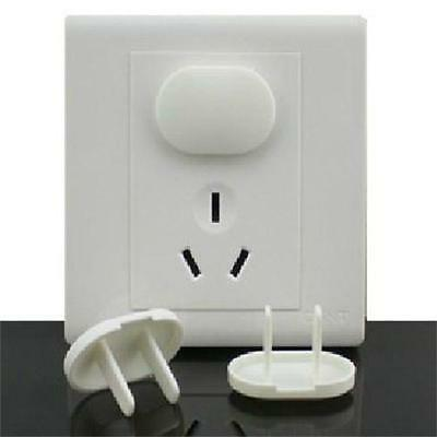 2 pins Baby Child Proof Electrical Outlet Socket Plug Cover - US standard YD