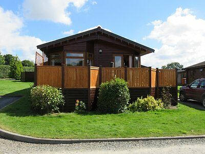 Lakeside residential lodge on the Shropshire Welsh border 12 months occupancy