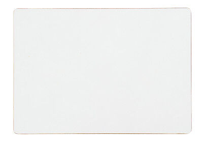 A4 Dry Wipe White Board Packs of 3, 5 & 10 A4 Whiteboards Unframed Super Tough