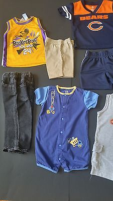 Toddler Boys Clothing Lot Size 18-24 Months