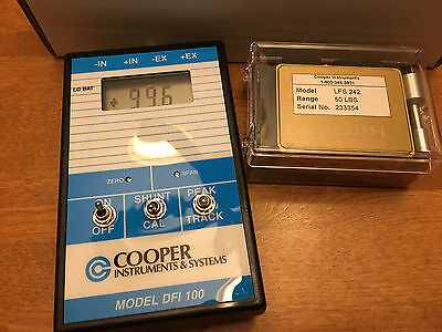 Cooper Instruments and Systems DFI 100