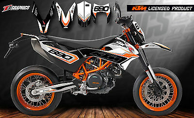 KTM Dekor 690 SMC-R Supermoto 2012 - 2017 - KTM Licensed Product