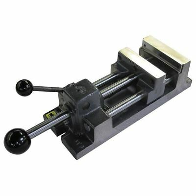 "HEINRICH 4-TS Grip-Master Three-Sided Drill Press Vise-4"" Jaw Opening"