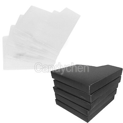 3Pcs Plastic Protective Dust Sleeve Case Cover For Nintendo NES Game Cartridge