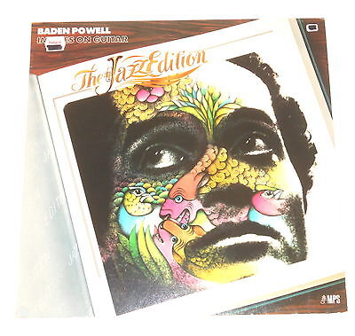 Baden Powell - LP - Images On Guitar - The Jazz Edition - 1971 - MPS 821 280-1