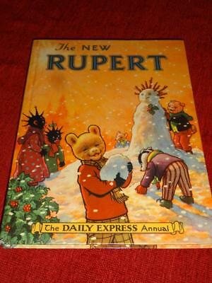 Rupert Annual 1954 - Excellent Condition - Spotless Near Fine
