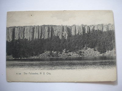 Postcard The Palisades New York City Unposted