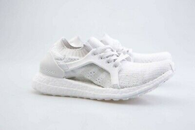 96f14523a36 BB3433 ADIDAS WOMEN UltraBOOST X white crystal white grey one ...