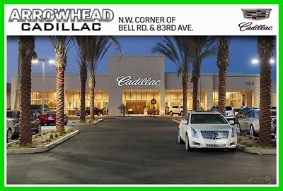2018 Cadillac Other 3.6L Luxury 2018 3.6L Luxury 3.6L V6 24V Automatic AWD OnStar Bose Premium LCD