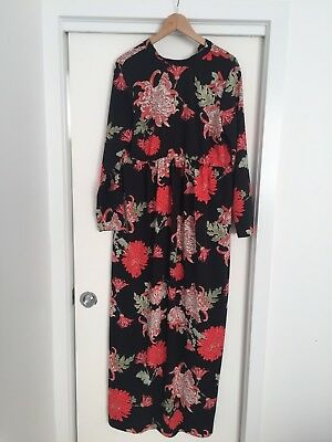 Maternity Maxi Dress Size 16