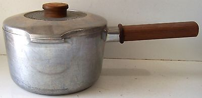 Vintage Aluminum Magnalite Country Collection 2 Quart Covered Sauce Pan 5682