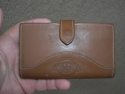 Original Marley Hodgson Ghurka Address Book Brown Leather Nice