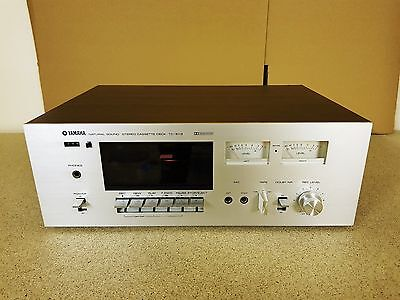 Yamaha TC-511S vintage cassette deck in great condition
