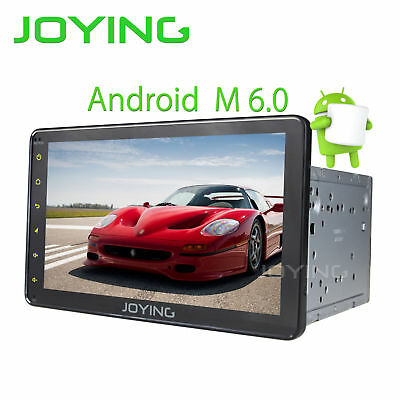 For Toyota Joying Android 6.0 8 Inch Double 2 Din Bluetooth Car FM Radio Stereo