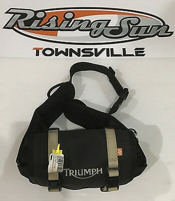 Genuine Triumph 3L Waist Pack