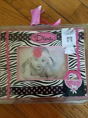 Baby Essental Diva Picture Frame