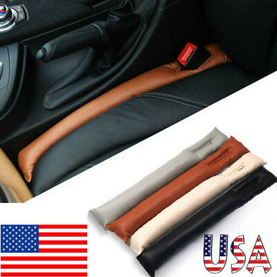 General Faux Leather Car Seat Pad Gap Fillers Holster Spacer Filler Padding USA