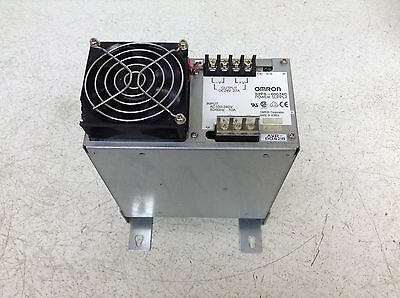 Omron S8PS-60024C 24 VDC 27 Amp Power Supply Input 100 - 240 VAC S8PS60024C