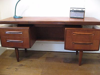 Vintage G Plan Fresco Floating Top Desk