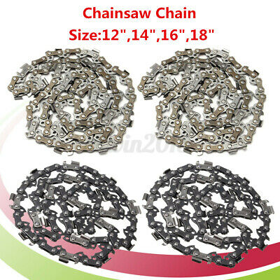12/14/16/18'' Chainsaw Saw Chain Blade For 3/8'' Pitch Stihl 44DL/50DL/55DL/68DL