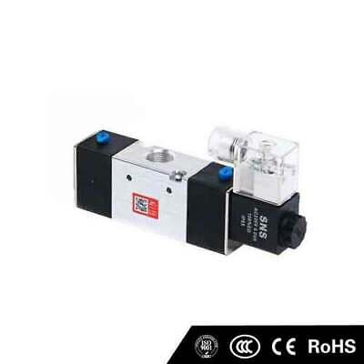 3V210-08-DC24V - (3 port 2 position Single-control Valve - PT1/4)