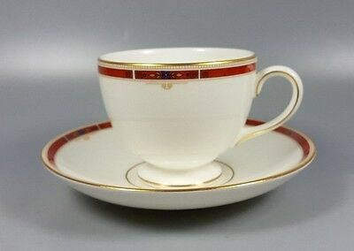 Wedgwood Colorado Tea Cup And Saucer (Leigh Shape) (Perfect)