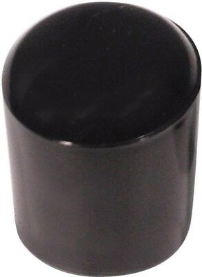 Aidapt Replacement Spare Black Foot End Caps Tips for VR160 Kent Commode Chair