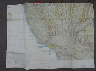U.s. Air Force  Operational Navigation Chart Of Southern U.s. & Mexico  #misc843