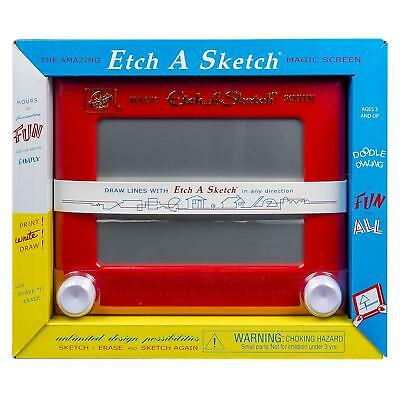 Etch A Sketch Classic Toy Creative Kids Toy Play Travel Toddler Boy Girl New