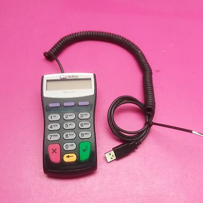 USED VERIFONE PIN PAD 1000se  P003-190-02-WWE-02 WITH USB CABLE
