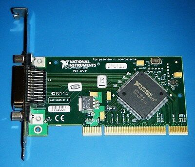 NI PCI-GPIB, High Performance Controller 188513C-01 National Instruments *Tested