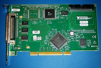 NI PCI-6601 4-Channel 32-Bit Counter/Timer Board, National Instruments *Tested*