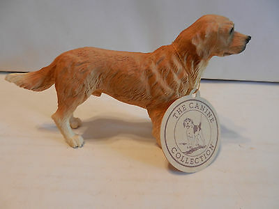 Standing Golden Retriever Figurine From The Canine Collection (12)