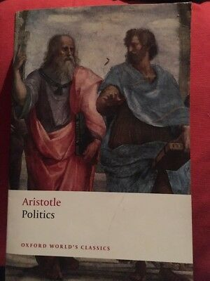 The Politics by Aristotle (Paperback, 2009)