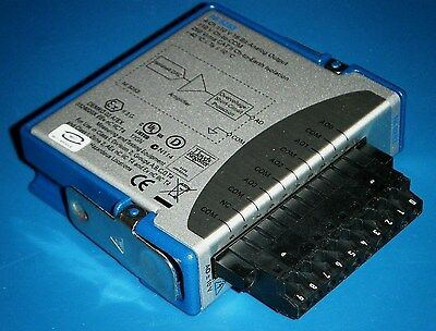 NI 9263 4ch ±10V Analog Output Module cDAQ/cRIO National Instruments *Tested*