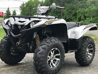 2017 Yamaha Grizzly >> 2017 Mint 2017 Yamaha Grizzly 700 Special Edition With Power