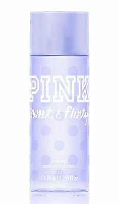 Victoria's Secret Pink Travel-size Sweet and Flirty Body Mist 75ml