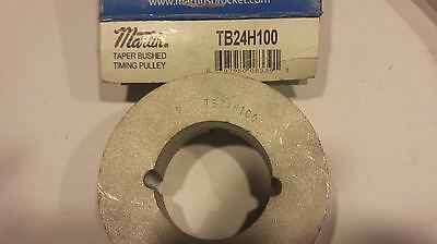 Martin Tb24H100 Timing Pulley Taper Bushed Teeth 24 1610