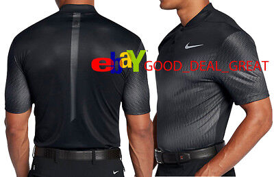 78694e69 2017-1/2 NEW RELEASE. Tiger Woods Tw Dry Blade Golf Shirt. 854205 ...