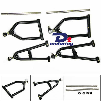 ATV Front A-arms+2+1 Wider Extender FOR YAMAHA Banshee 350 YFZ350