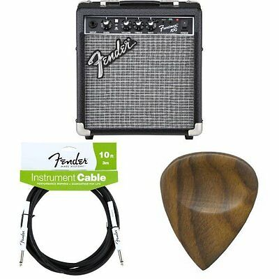 New Fender Frontman 10G Electric Guitar Amplifier Cable Guitar Picks Easy to Use