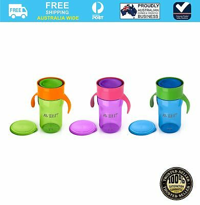 Avent 784 Grown Up Toddler Sippy Cup 340 Ml 18 months+ Assorted 1pk