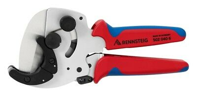 Rennsteig 502 040 6 18-40Mm Composite Plastic Ratchet Pipe Cutter