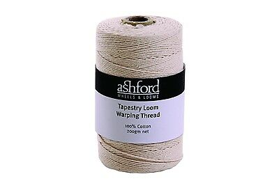 Ashford Tapestry Loom Warping Thread 200g TLWT for Weaving Frames