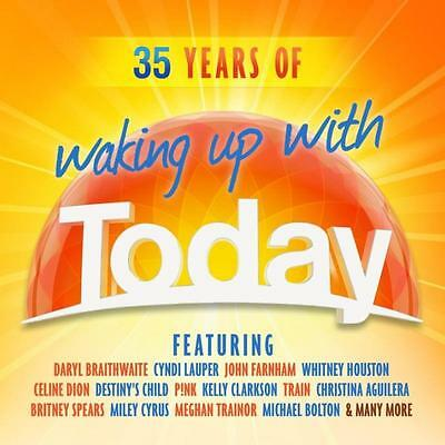 35 Years Of Waking Up With Today Various Artists 2 Cd New