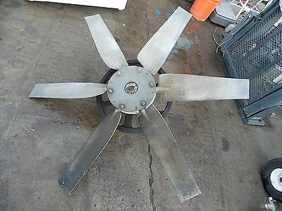 MARLEY COOLING / CIRCULATION FAN 54 inch with 20 inch drive INDUSTRIAL AGE