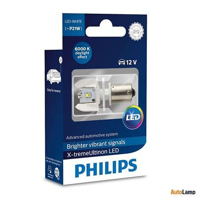 PHILIPS P21W X-treme Ultinon LED reverse light White 12898X1 6000K Single